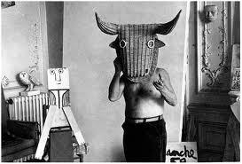 Pablo Picasso Minotauro